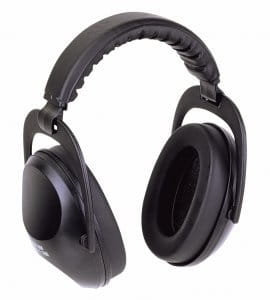 Ear Muffs Black