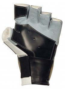 Match Shooting Gloves With Strechable Band