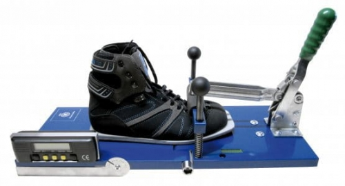 Shoes Sole Stiffness Device