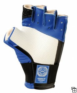 Short Shooting Gloves with strechable Band