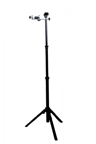 rifle stand imorted black dimaond.JPG