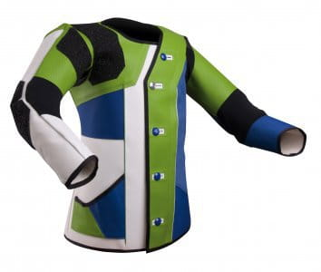 Evo Top Jaket with Grip Padding